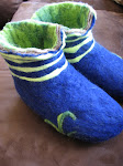 Felted Slippers eBook