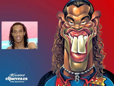 Celebrity Caricatures ~ www.