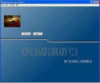 SONY+ERICSOON+HARDLIBRARI
