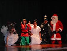 Presentación de obra navideña