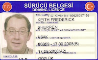 how to get a turkish driving licence