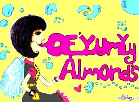 de' yummyy almond's