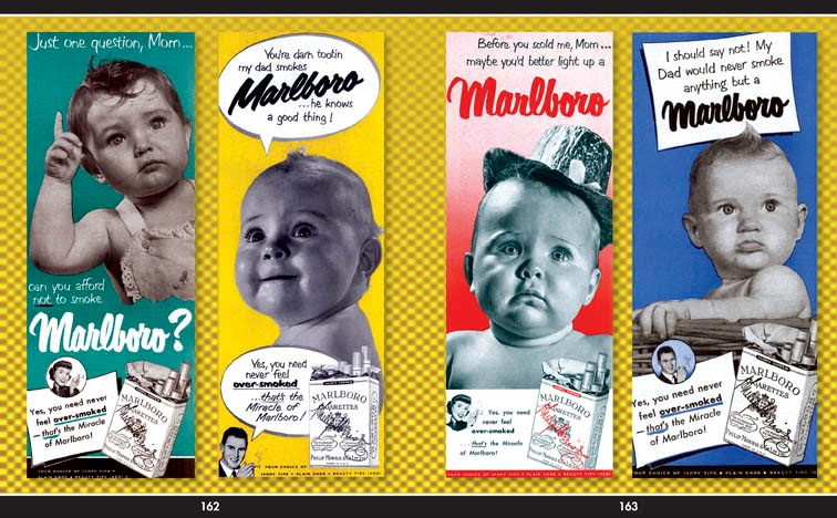 Truth Tobacco Advertisements