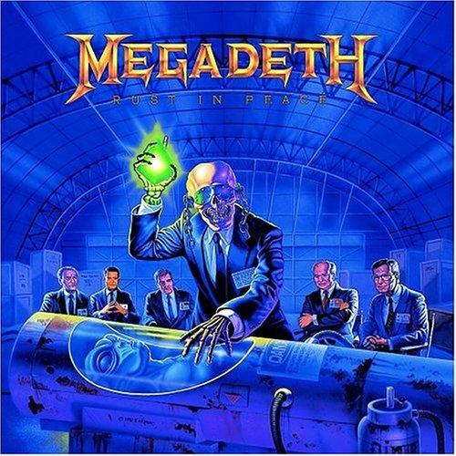 Megadeth Rust In Peace Cd Marijuana Downloads: M...