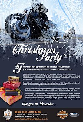 Harley-Davidson Christmas