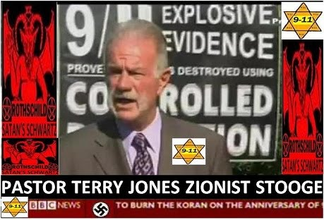 PASTOR TERRY JONES CANCELS