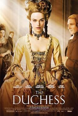 Nữ Công Tước - The Duchess (2008) Poster