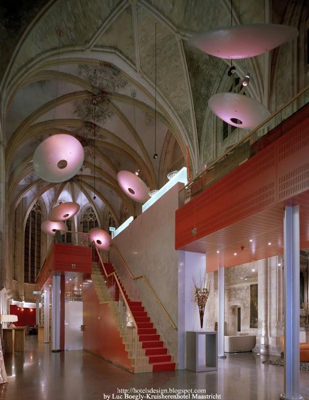KRUISHERENHOTEL_5_Les plus beaux HOTELS DESIGN du monde