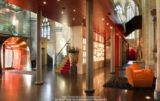 KRUISHERENHOTEL_4_Les plus beaux HOTELS DESIGN du monde