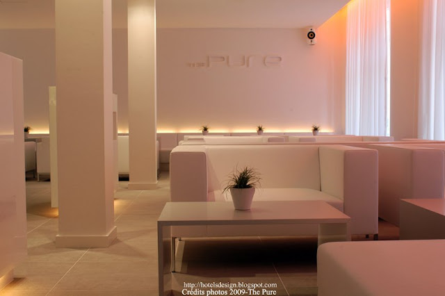 The Pure_4_Les plus beaux HOTELS DESIGN du monde