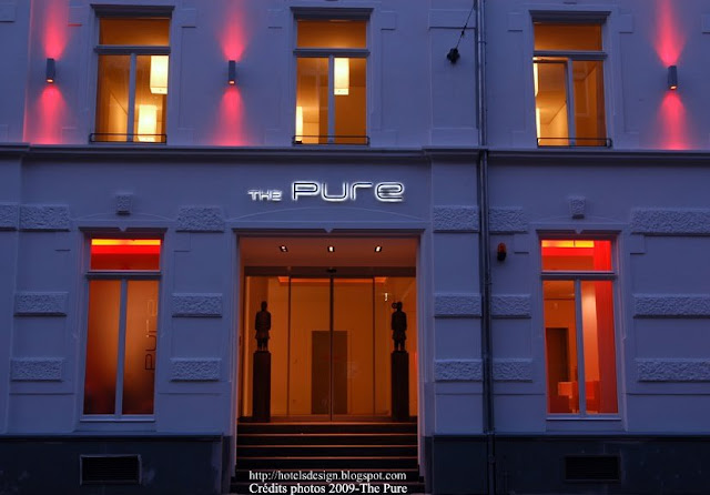 The Pure_1_Les plus beaux HOTELS DESIGN du monde