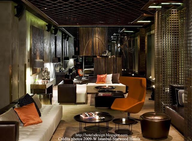 W Istanbul_18_Les plus beaux HOTELS DESIGN du monde