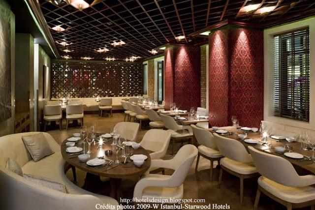 W Istanbul_20_Les plus beaux HOTELS DESIGN du monde