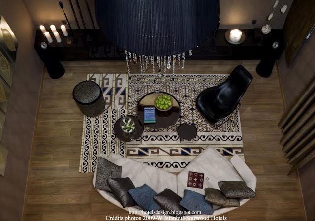 W Istanbul_12_Les plus beaux HOTELS DESIGN du monde