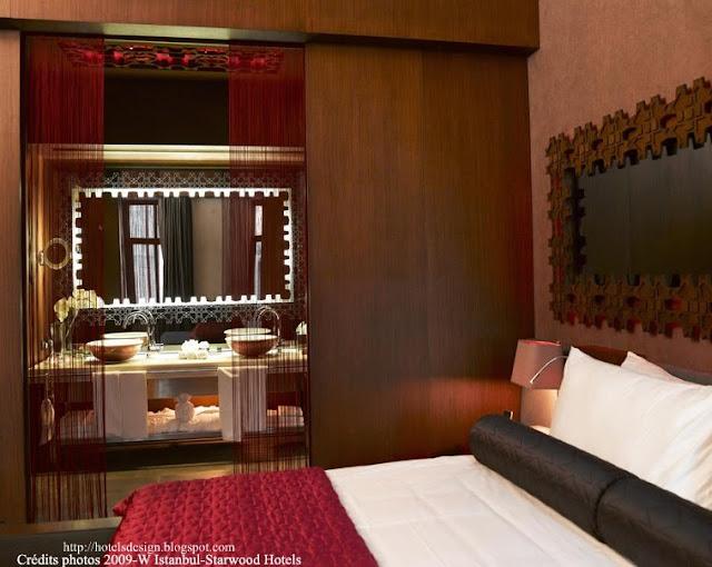 W Istanbul_9_Les plus beaux HOTELS DESIGN du monde