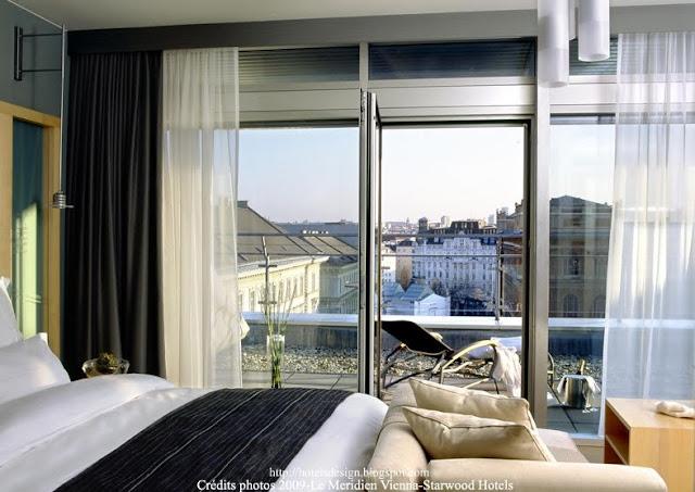 Le Meridien Vienne_10_Les plus beaux HOTELS DESIGN du monde