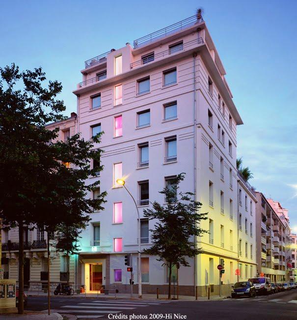 Hi hotel_1_Les plus beaux HOTELS DESIGN du monde