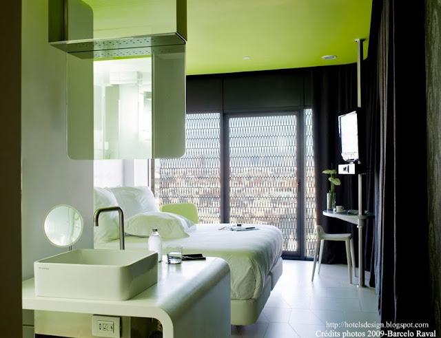 Barcelo Raval_9_Les plus beaux HOTELS DESIGN du monde