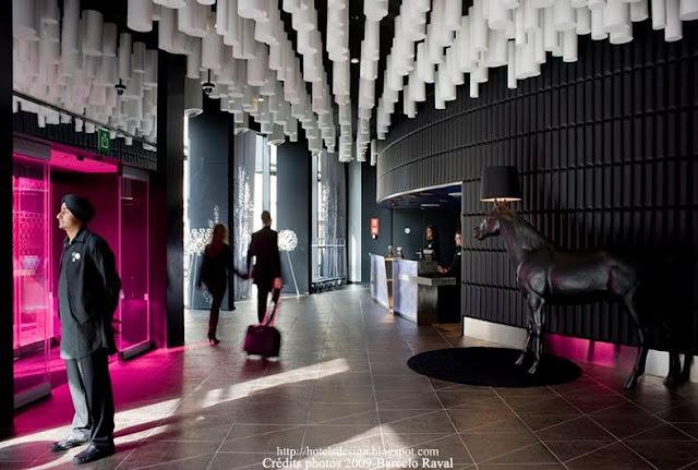 Barcelo Raval_1_Les plus beaux HOTELS DESIGN du monde