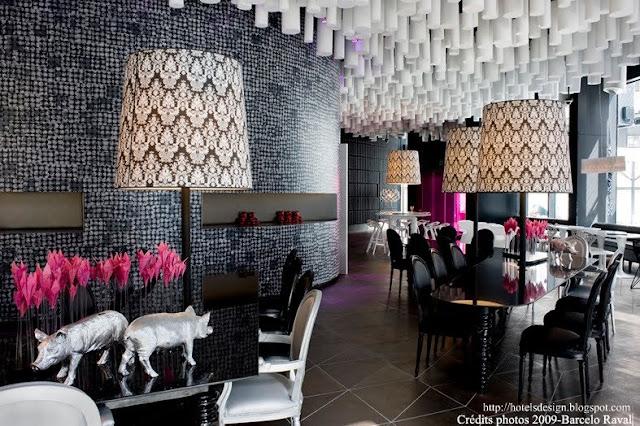 Barcelo Raval_6_Les plus beaux HOTELS DESIGN du monde