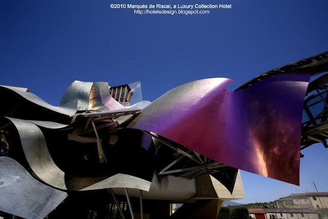 Marqués de Riscal_Frank Gehry_6_Les plus beaux HOTELS DESIGN du monde