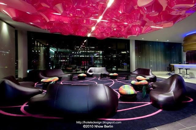 nhow Berlin_Karim Rashid_50_Les plus beaux HOTELS DESIGN du monde