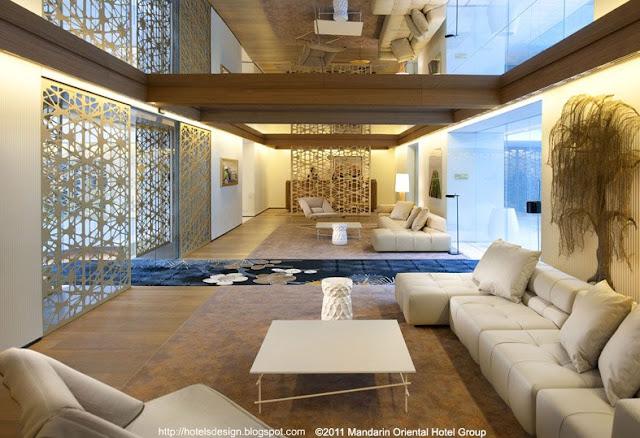 Mandarin Oriental Barcelone_4_Les plus beaux HOTELS DESIGN du monde
