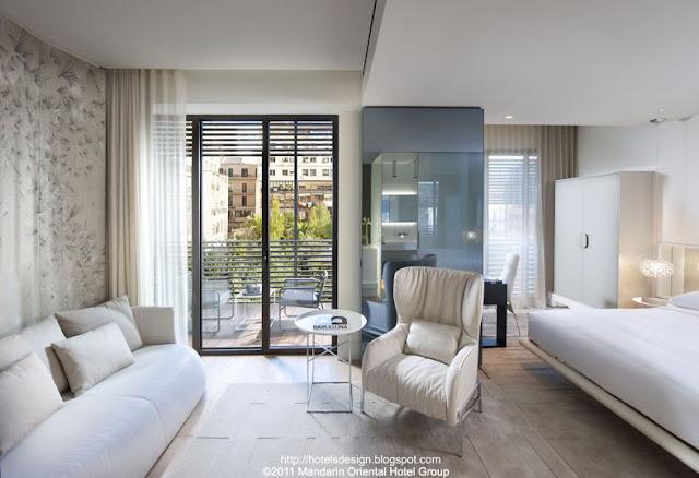 Mandarin Oriental Barcelone_6_Les plus beaux HOTELS DESIGN du monde