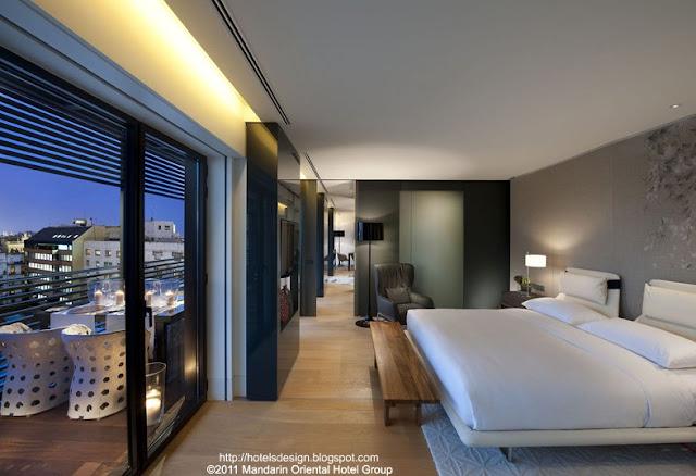 Mandarin Oriental Barcelone_9_Les plus beaux HOTELS DESIGN du monde