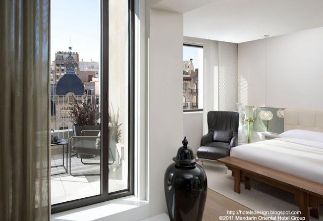 Mandarin Oriental Barcelone_10_Les plus beaux HOTELS DESIGN du monde