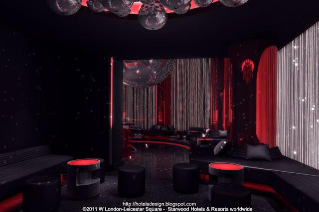 W London_Jestico+Whiles_5_Les plus beaux HOTELS DESIGN du monde
