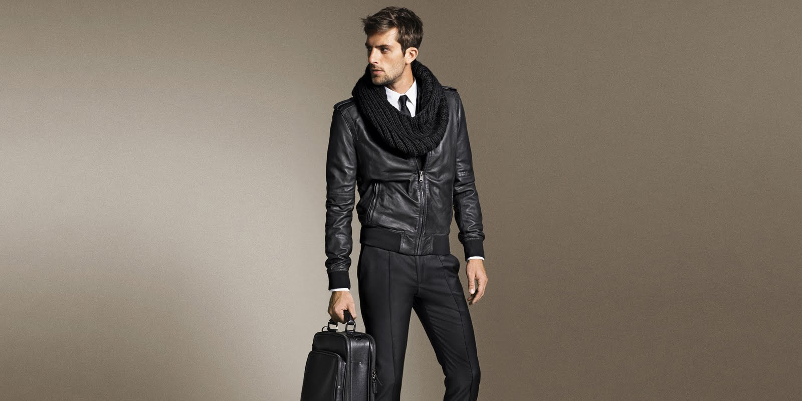 Rafael Lazzini For Zara September 2010 Lookbook