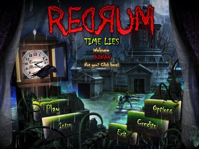 Redrum 2 Time Lies