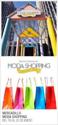 Mercadillos and markets mercadillo moda shopping - Centro comercial moda shoping ...