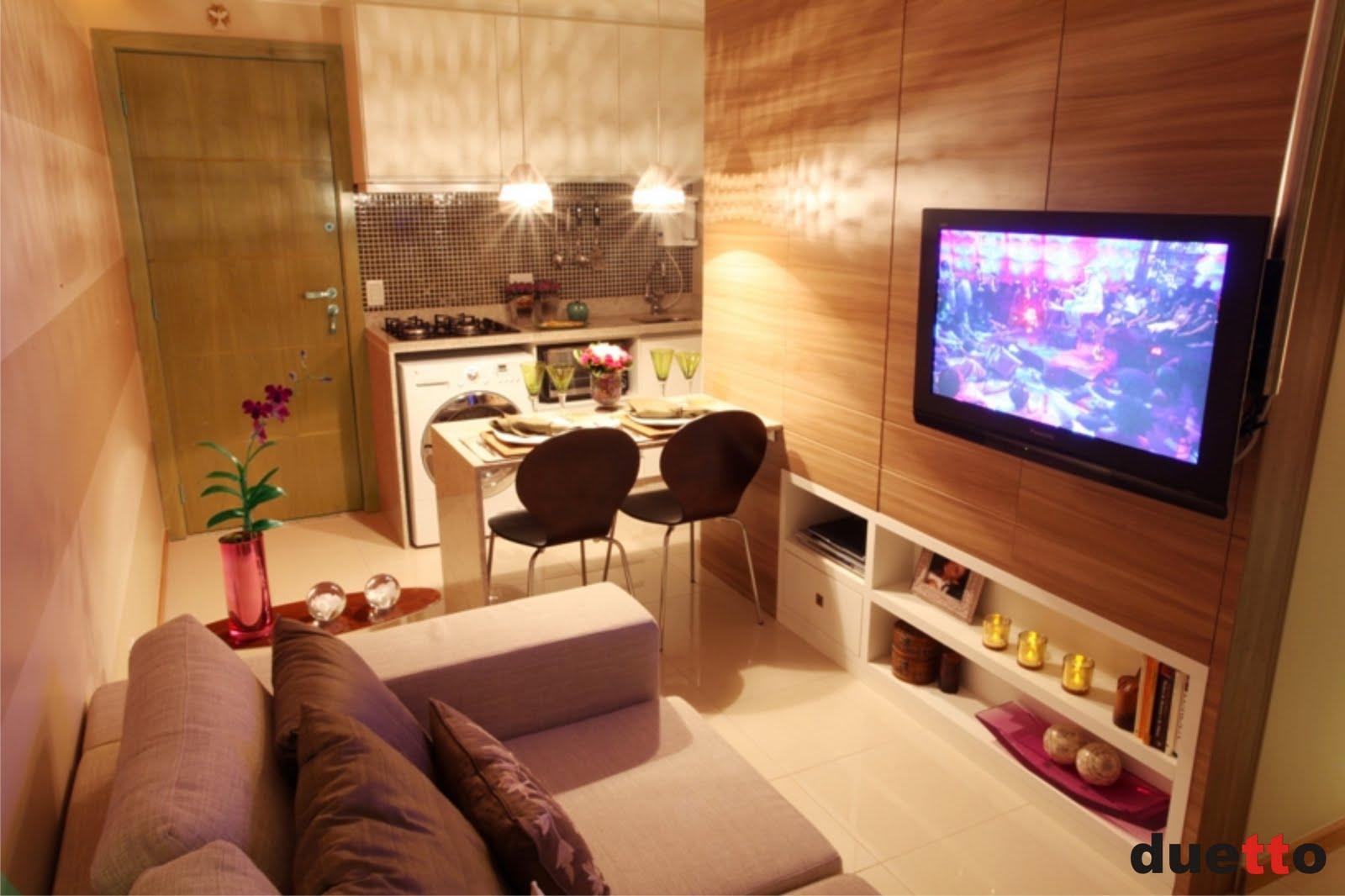 decoracao de interiores estilo romântico : decoracao de interiores estilo romântico:Decoracao De Apartamento Pequeno