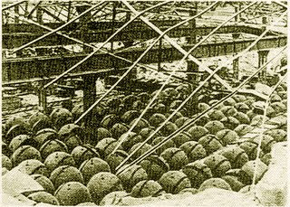 Almacenamiento de minas