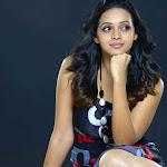 Bhavana   Photoshoot in Short Skirt Pics