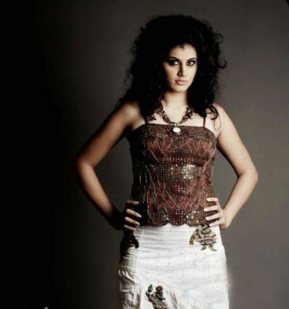 tapsee shoot for maa magazine latest photos
