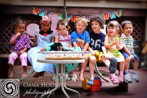 children birthday party photographers atlanta