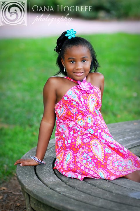 outdoor children portraits in atlanta ga