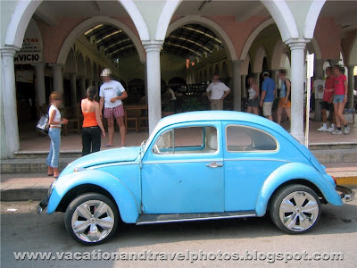 Valladolid Car, Yucatan Peninsula, Mexico