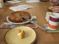 Munchies - Apple Cake & Cup Cakes. An important part of any games night!