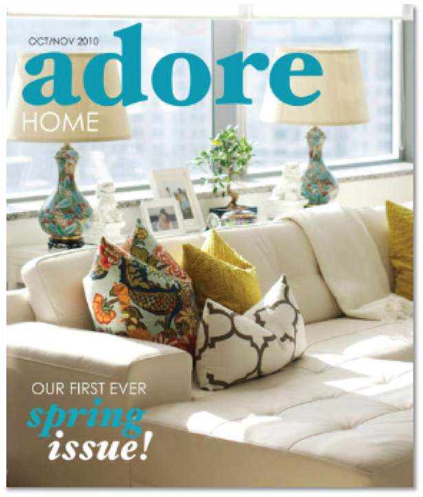 bookworm new online decor magazine adore - Decor Magazine