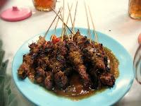 Resep Masakan Tradisional Indonesia sate