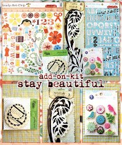 *stay beautiful* embellishment add on kit