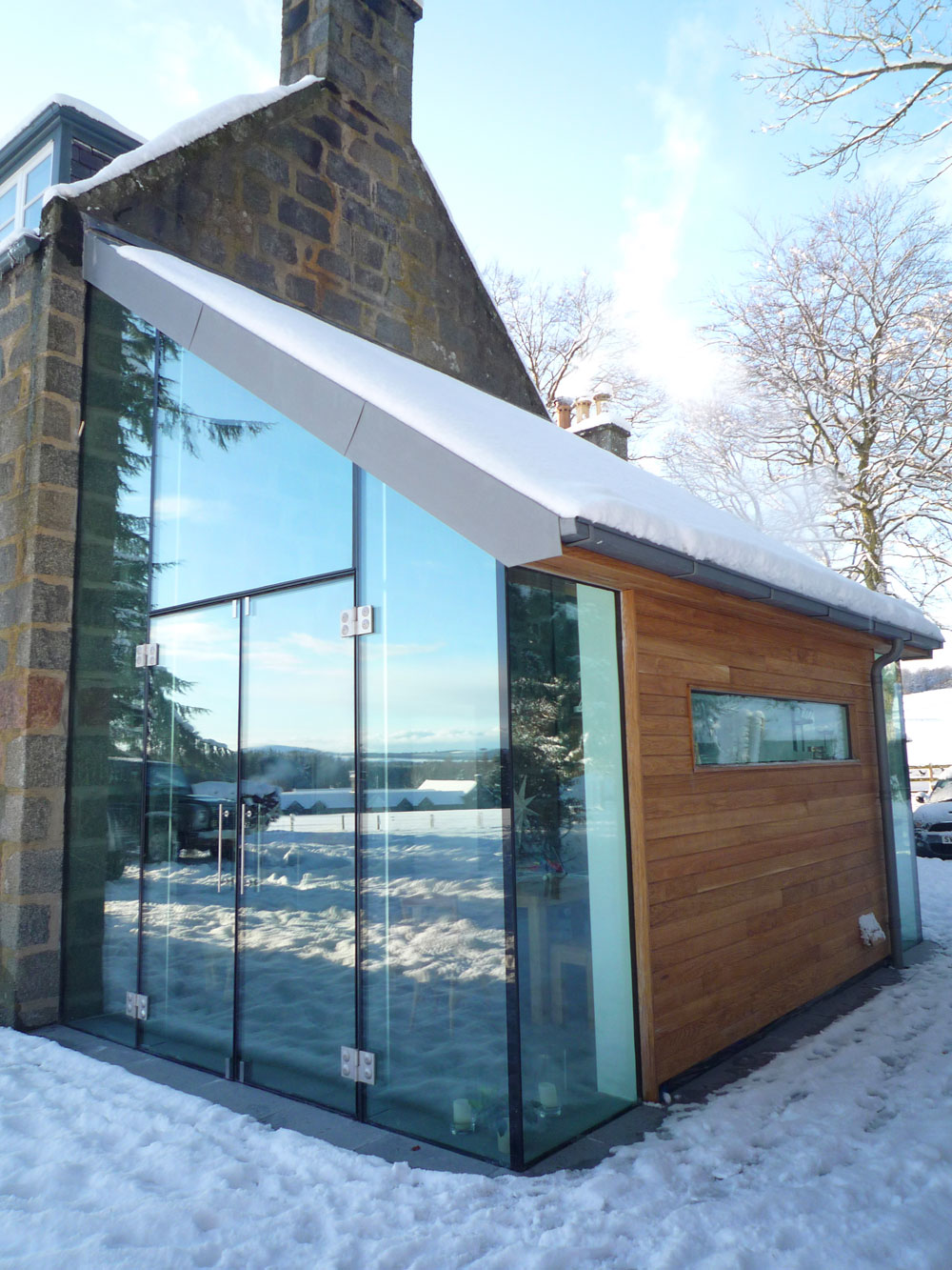 Glass extensions - Glass extensions to houses ...