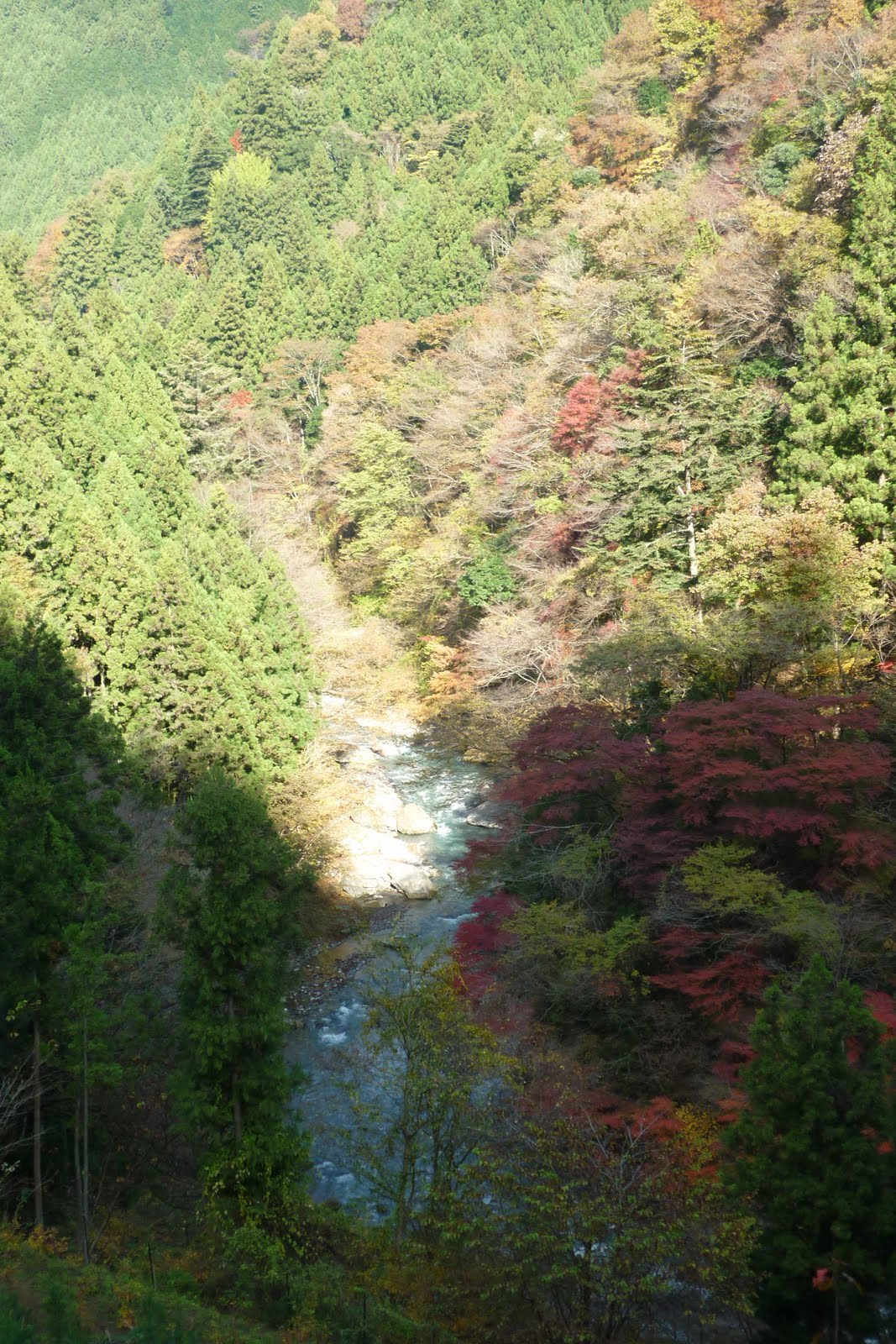 Discovering Japan Okutama limestone cave Onzen and more