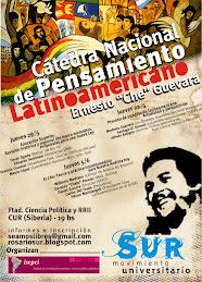 Catedra Nacional de Pensamiento Latinoamericano 2008