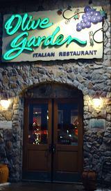 Olive Garden Menu