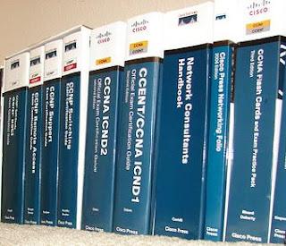 Подготовка к Cisco CCNA. Книги и учебные пособия